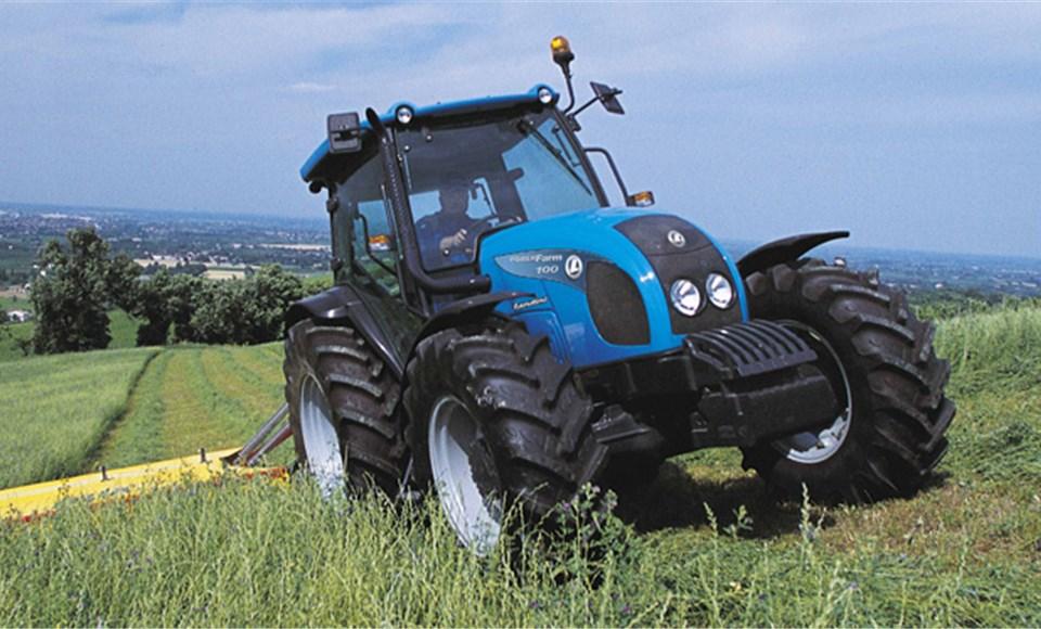 Photo du Tracteurs agricoles Powerfarm 105 Cabine