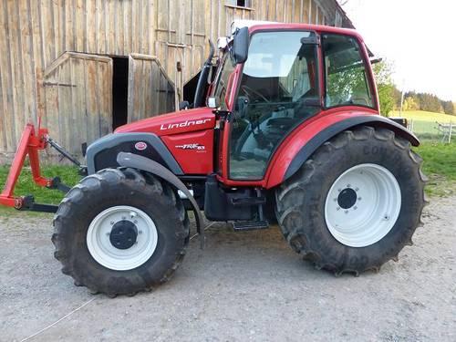 Photo du Tracteurs agricoles Géotrac 83