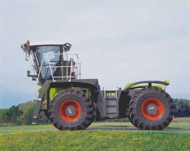 Photo du Tracteurs agricoles Xerion 3000