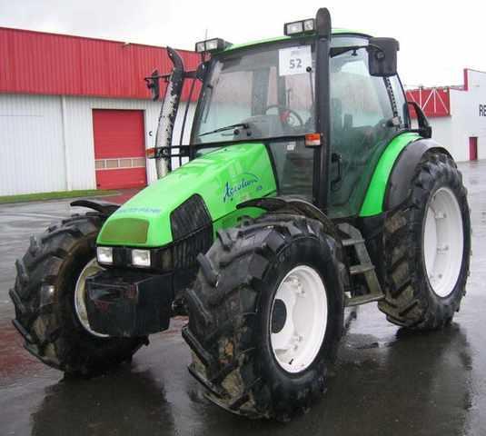 Photo du Tracteurs agricoles Agrotron 85