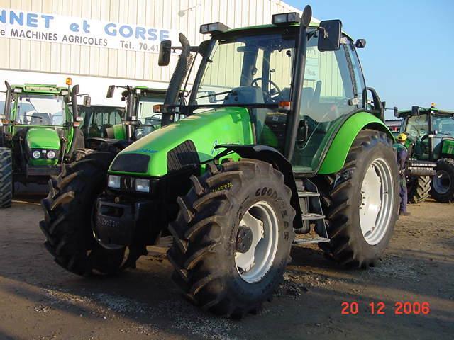 Photo du Tracteurs agricoles Agrotron 90