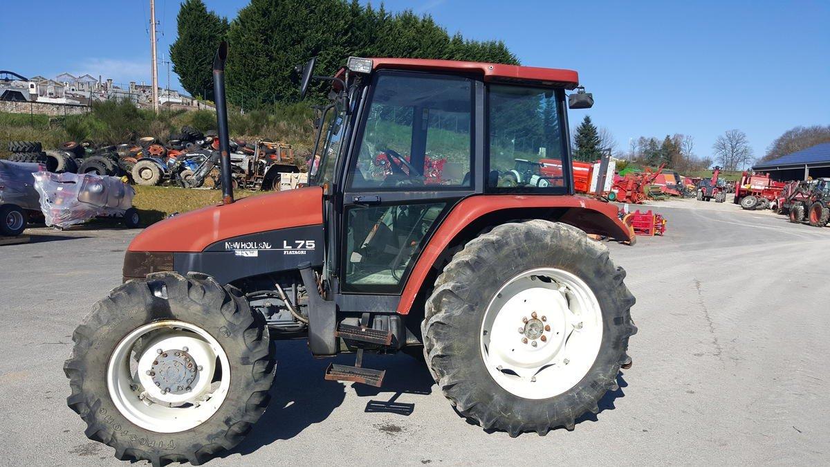 Photo du Tracteurs agricoles L75 / 5635