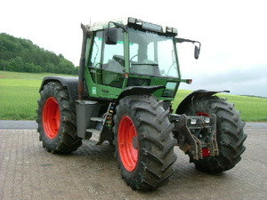 Photo du Tracteurs agricoles Xylon 524