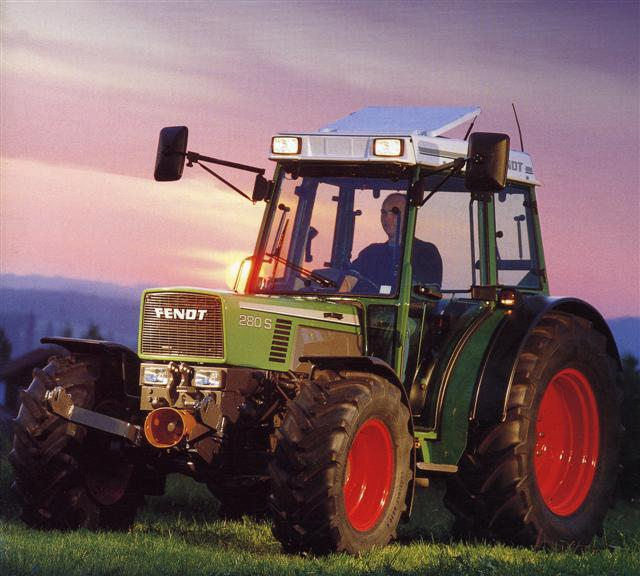 Photo du Tracteurs agricoles Farmer 280 S