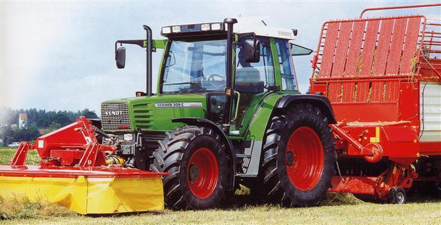 Photo du Tracteurs agricoles Farmer 309 C
