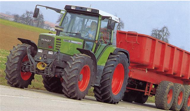 Photo du Tracteurs agricoles Farmer 311
