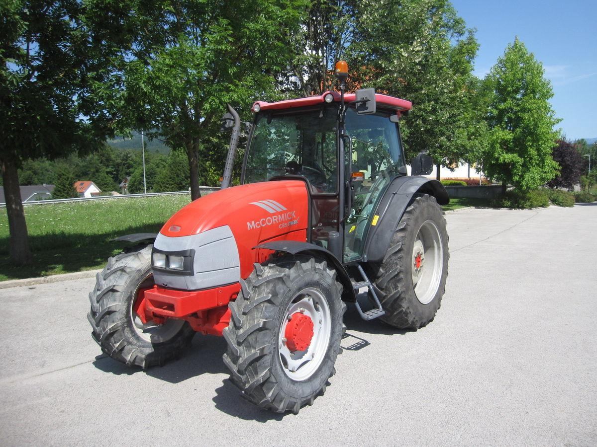 Photo du Tracteurs agricoles C 85 Max