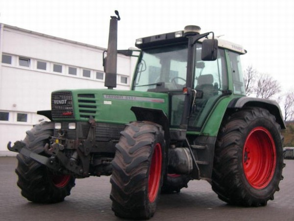 Photo du Tracteurs agricoles Favorit 512 C