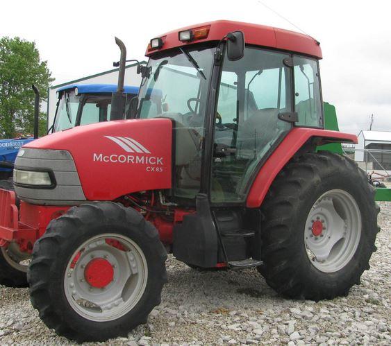 Photo du Tracteurs agricoles CX 85