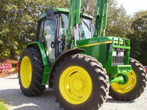 Photo du Tracteurs agricoles 6210