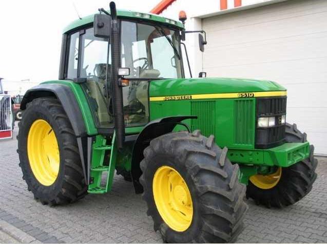 Photo du Tracteurs agricoles 6510