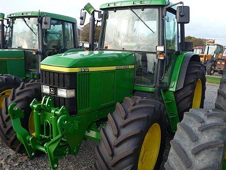Photo du Tracteurs agricoles 6610