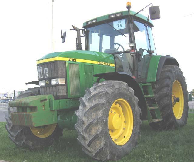 Photo du Tracteurs agricoles 7610