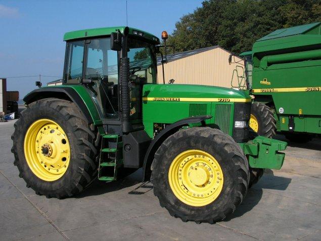 Photo du Tracteurs agricoles 7710