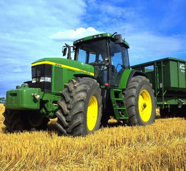 Photo du Tracteurs agricoles 7810
