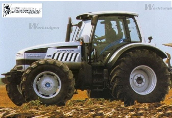 Photo du Tracteurs agricoles Champion 135