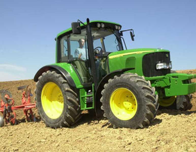 Photo du Tracteurs agricoles 6520 Premium