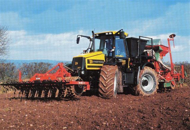 Photo du Tracteurs agricoles Fastrac 2140