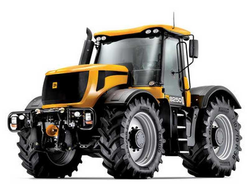 Photo du Tracteurs agricoles Fastrac 8250