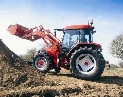 Photo du Tracteurs agricoles CX 105