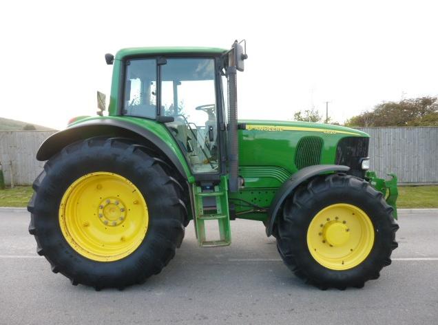 Photo du Tracteurs agricoles 6820 Premium