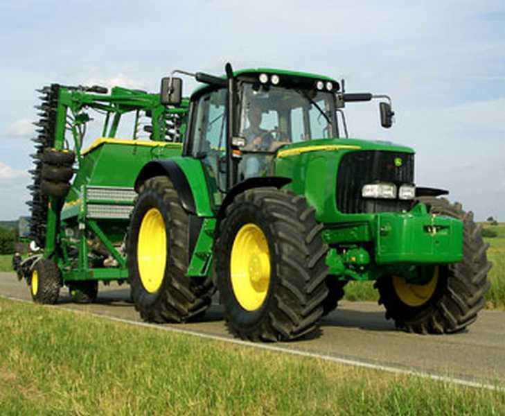 Photo du Tracteurs agricoles 6920 Premium