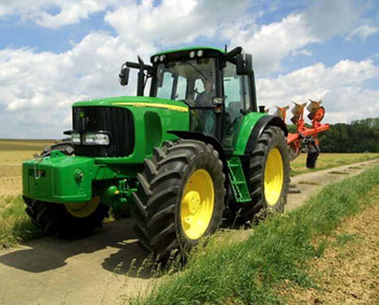 Photo du Tracteurs agricoles 6920S Premium