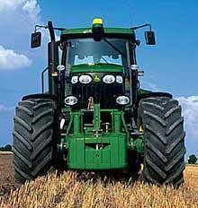 Photo du Tracteurs agricoles 7720 CommandView