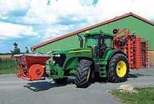 Photo du Tracteurs agricoles 7820 CommandView