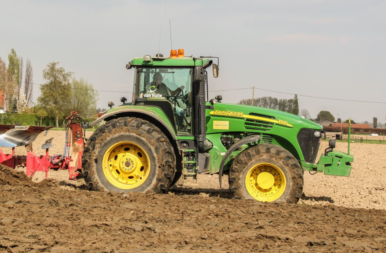 Photo du Tracteurs agricoles 7920 CommandView