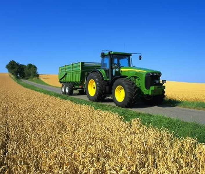 Photo du Tracteurs agricoles 8320