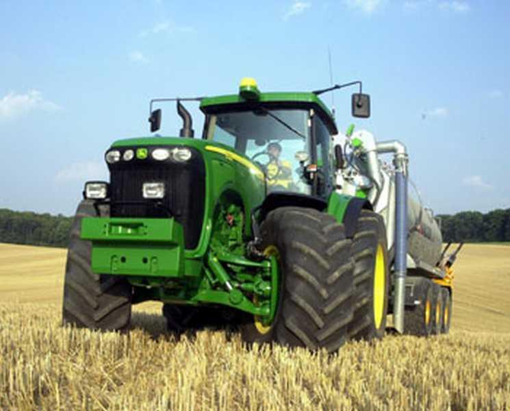 Photo du Tracteurs agricoles 8420