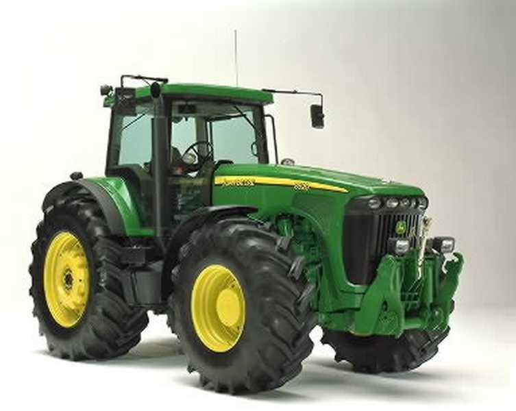 Photo du Tracteurs agricoles 8520