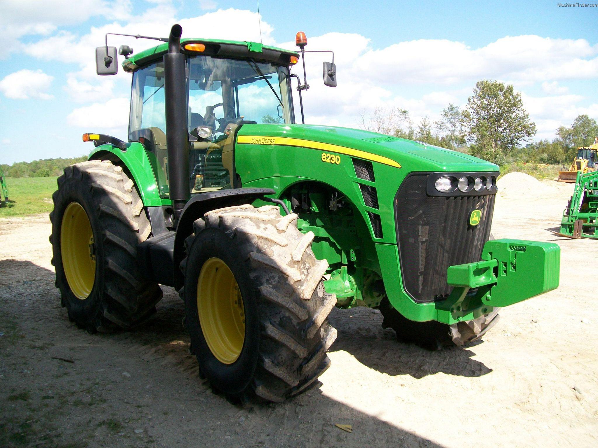 Photo du Tracteurs agricoles 8230