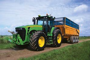 Photo du Tracteurs agricoles 8330
