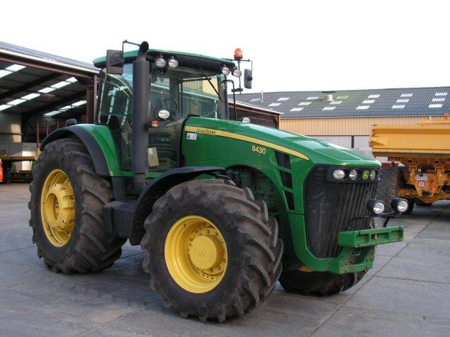 Photo du Tracteurs agricoles 8430