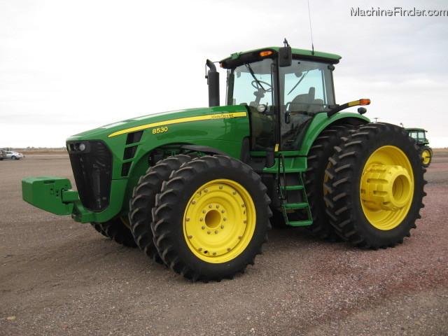 Photo du Tracteurs agricoles 8530