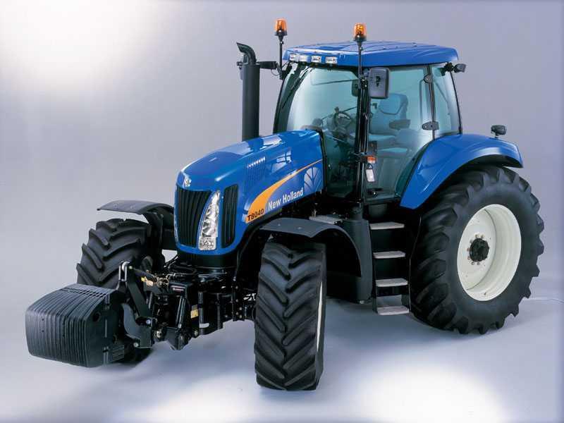 Photo du Tracteurs agricoles T8040