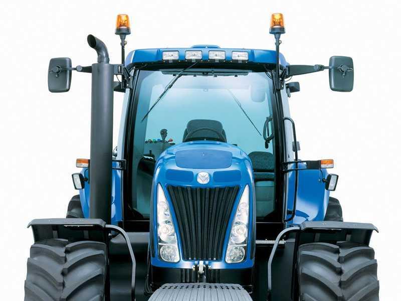 Photo du Tracteurs agricoles TG230
