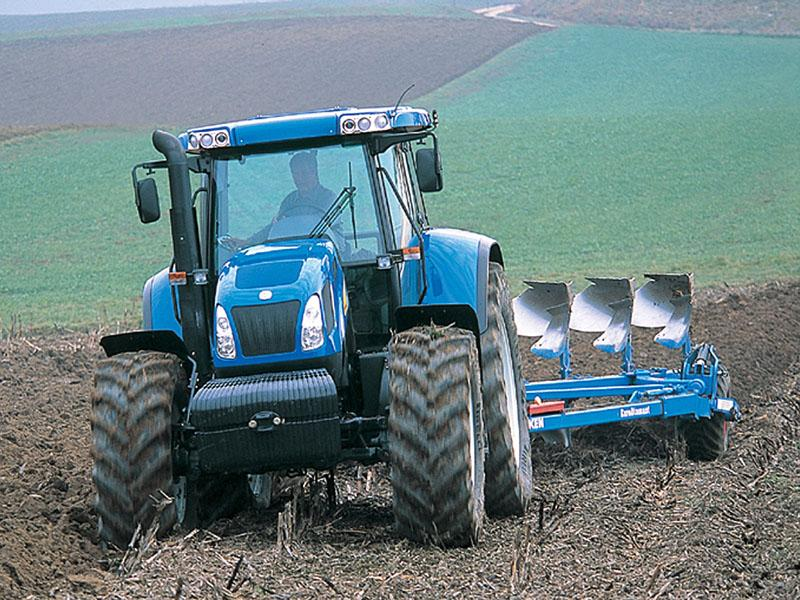 Photo du Tracteurs agricoles TVT 190