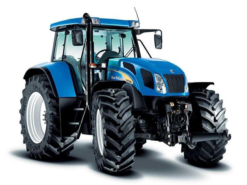 Photo du Tracteurs agricoles TVT 170