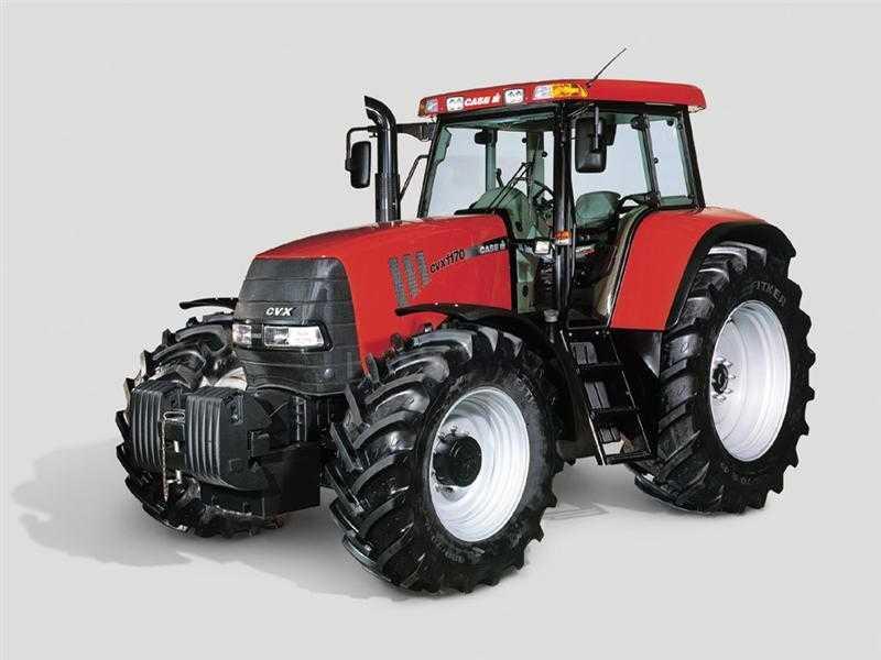 Photo du Tracteurs agricoles CVX 1170