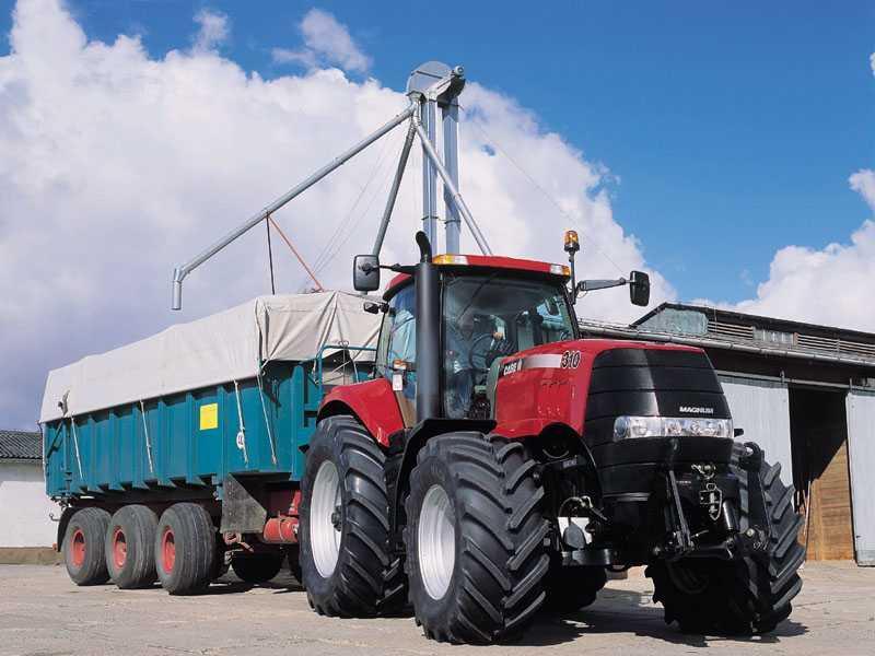 Photo du Tracteurs agricoles Magnum 310