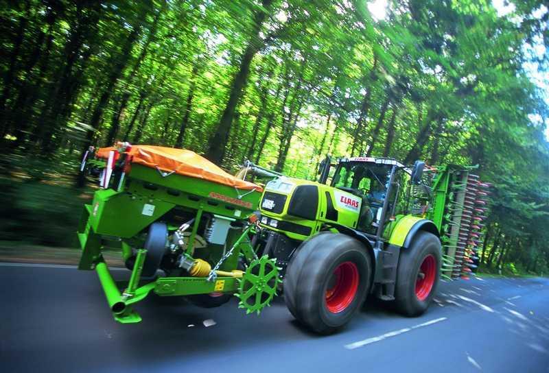Photo du Tracteurs agricoles Atles 926 RZ