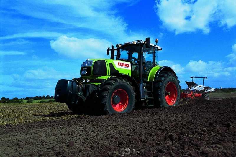 Photo du Tracteurs agricoles Atlès 936 RZ