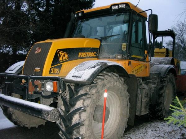 Photo du Tracteurs agricoles Fastrac 3185