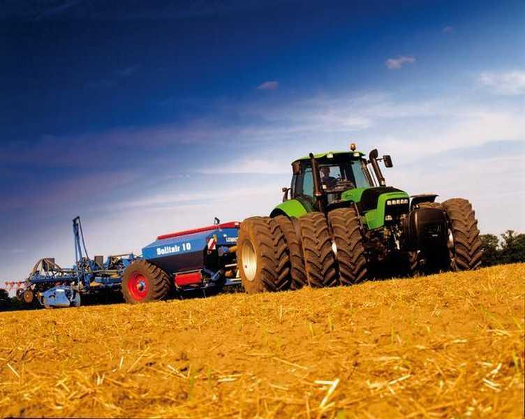 Photo du Tracteurs agricoles Agrotron 215
