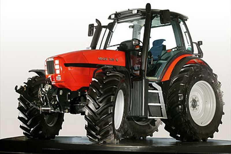 Photo du Tracteurs agricoles Iron 150.7
