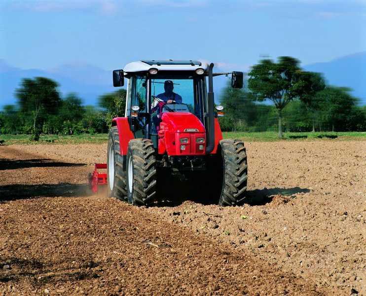 Photo du Tracteurs agricoles Silver 105