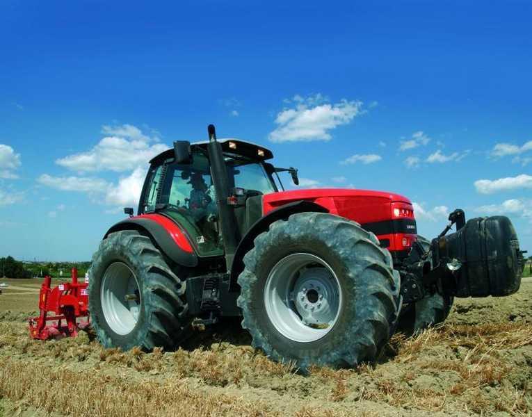 Photo du Tracteurs agricoles Iron 200
